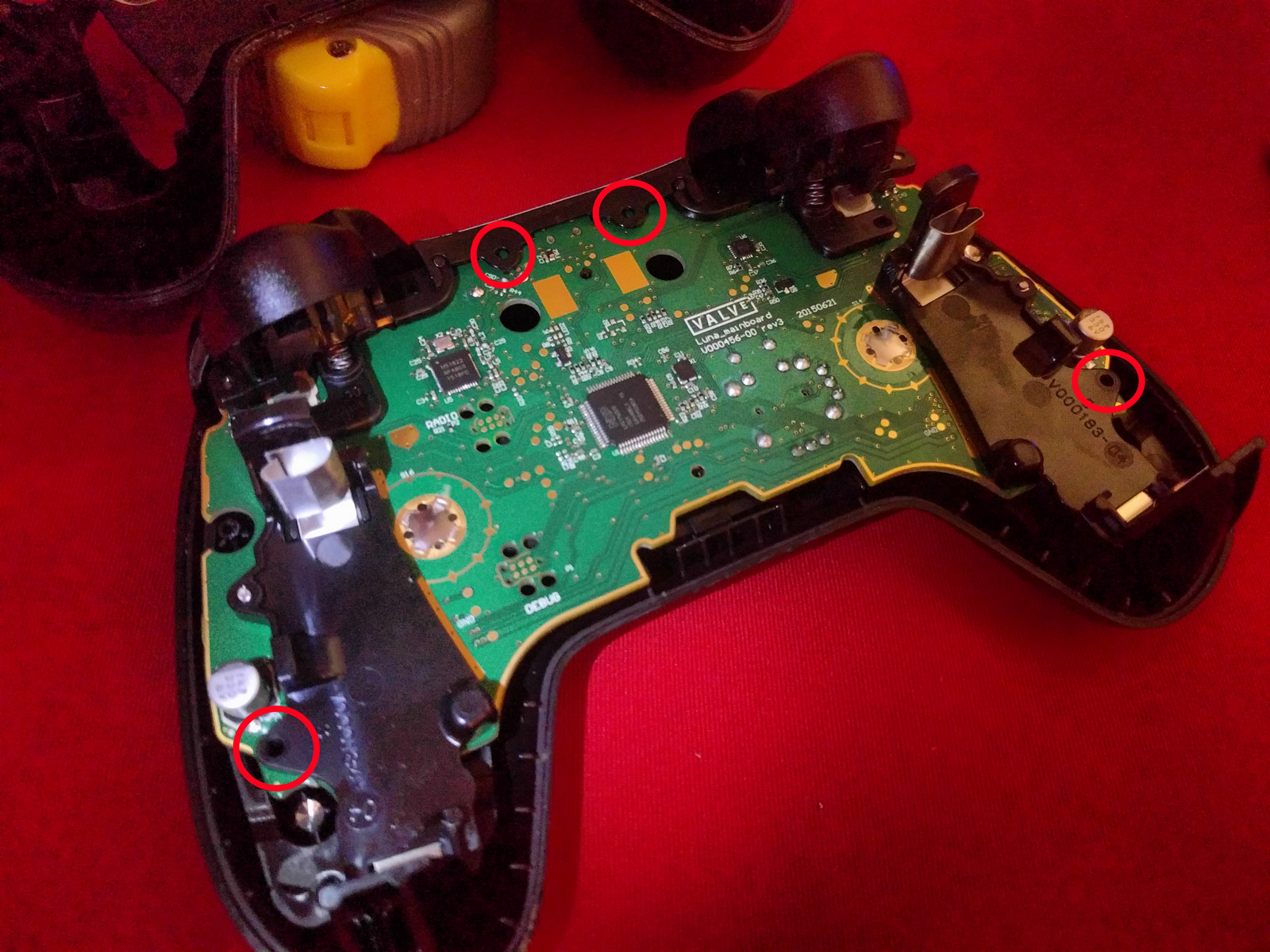 Steam Controller: 2 years later, failure